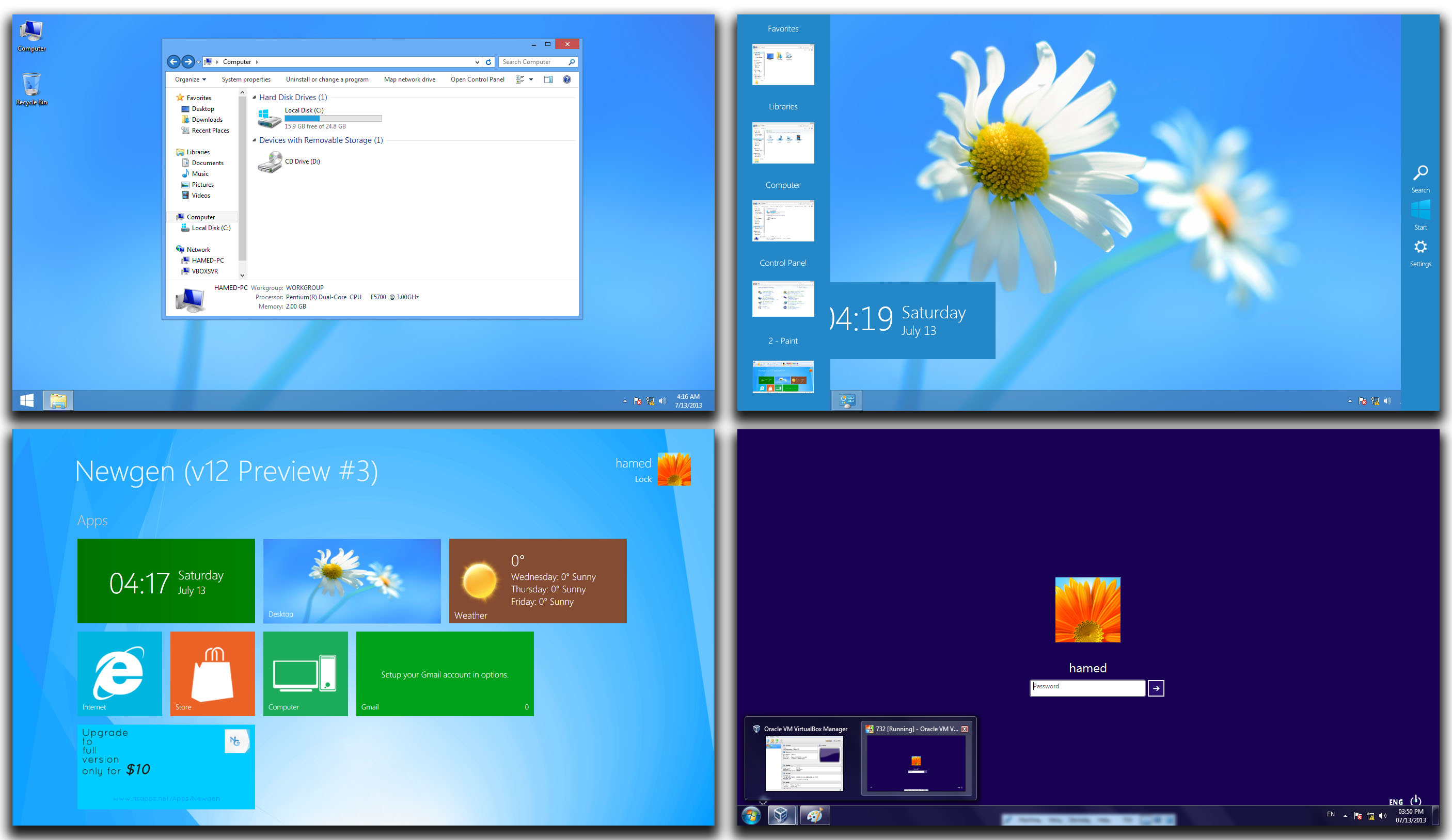 Windows 8.1 Skin Pack is released