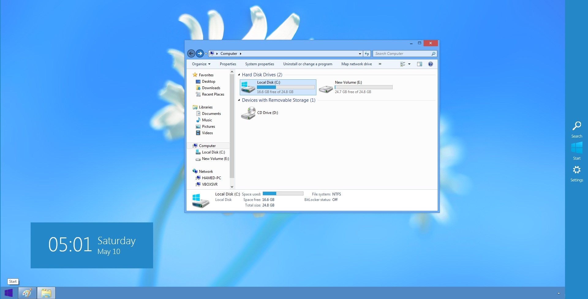 Win8.1 SkinPack 2.0 for Win7 released