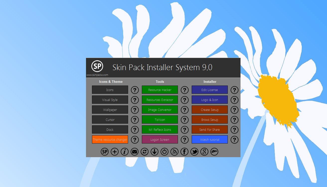Mavericks Skin Pack 3.0 for Win7/8/8.1 Released