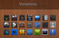 Variations IconPack for Win7/8/10