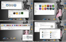 iIcons SkinPack for Win8 and 7