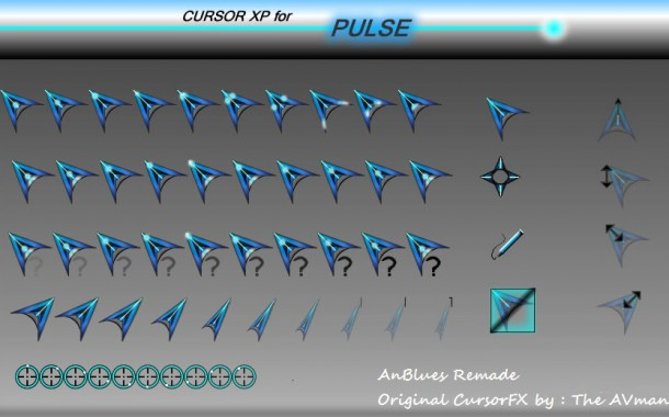 Pulse cursor pack