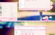 Candygirl theme for Win7
