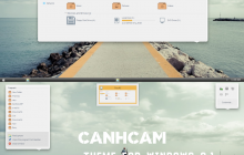 Camcam theme for Win7/8.1