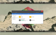 Cleaner Theme for Win7/8/8.1/10