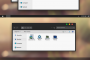 Yosemite sidebar icons for Windows