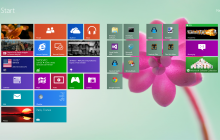 Personalize the Win8 Startscreen with Decor8