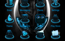 Alienware Evolution SkinPack for Android released