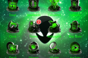 Alienware Green SkinPack for Android released