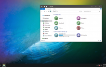 Flat Gradient IconPack for Win7/8/8.1/10