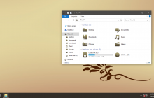 Token Gold IconPack for Win7/8/8.1/10