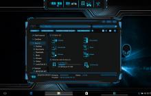 Alienware Evolution SkinPack for Win10 released
