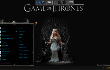 Game Of Thrones SkinPack for Win7/8/8.1