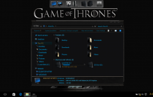 Game Of Thrones SkinPack for Win10 released