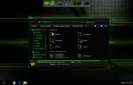 HUD Green SkinPack for Win10 released