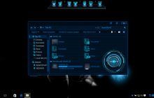 Jarvis SkinPack for Win10 released