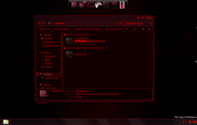 Jarvis Red SkinPack for Win7/8/8.1