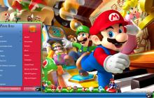 Mario SkinPack for Win7