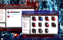 SpiderMan SkinPack for Win7