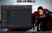 Superman SkinPack for Win7/8/8.1