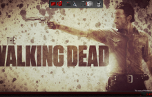 The Walking Dead SkinPack for Win7/8/8.1