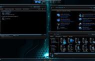 HUD Blue SkinPack 2.0 for Win7/8/8.1 released