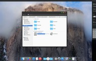 Mac OS X Dark SkinPack for Win7/8/8.1