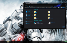 Crysis ThemePack for Win7/10rs2