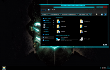 DeadSpace ThemePack for Win7/10rs2