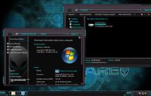 AlienInspired ThemePack for Win7/8/8.1