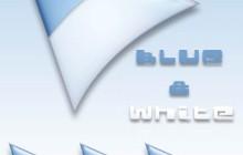 77 blue and white for CursorFX