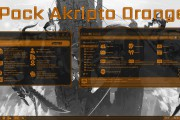 iPack Akripto Orange
