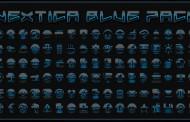 Icon Pack Nextica Blue