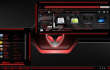 AlienWare ( Alien Future ) Custons W7