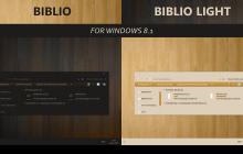 Biblio for Windows 8.1