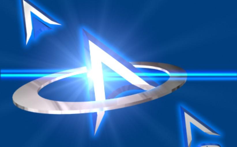X-Steel BLUE for CursorFX