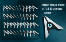 Tronnix for CursorFX