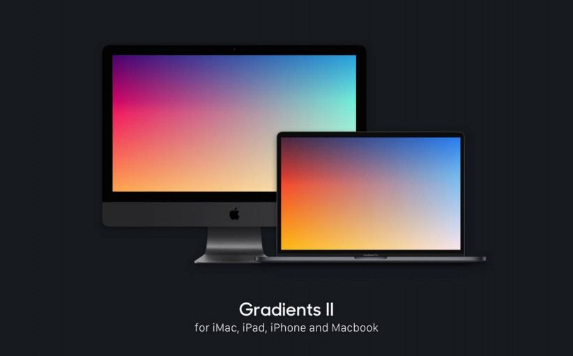 Gradients II - Wallpapers