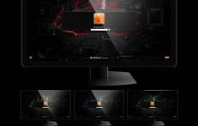 Digital Circuits AIRLOCK Logon-screen Pack