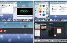 iOS7 SkinPack for Win8.1 and 7 released