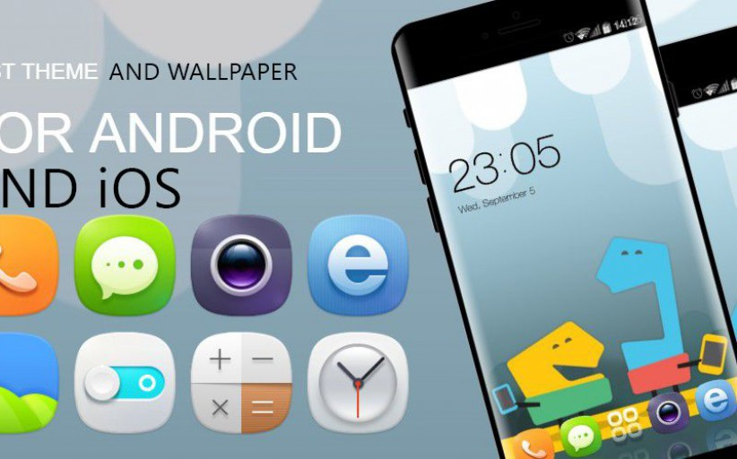 SkinPack HD Theme and Wallpaper for Android and iOS