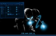 Jarvis SkinPack for Windows 7\8.1\10 RS4