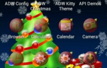 Christmas Themes and Wallpapers for Android and iOS