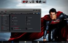 Super Man SkinPack for Windows 7\8.1\10 19H1 19H2 20H1
