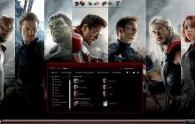 Avengers SkinPack for Win7/10 19H1 19H2 20H1
