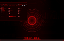 Jarvis Red SkinPack for Windows 7\8.1\10 19H1|19H2|20H1