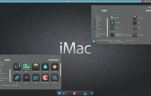 iMac Dark SkinPack for Windows 10 19H2