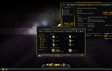 ASUS Gold SkinPack for Win7/10 19H1|19H2|20H1