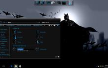 BATMAN SkinPack for Win7/10 19H1|19H2|20H1