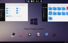 Fluent Design SkinPack for Windows 10 19H2
